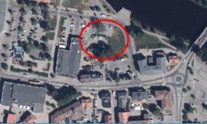 Sunne, Sunne kommun: Marktilldelning Nilsson-tomten
